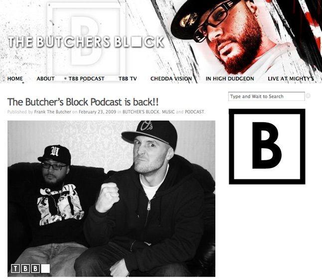 Butcher Block Tv 1