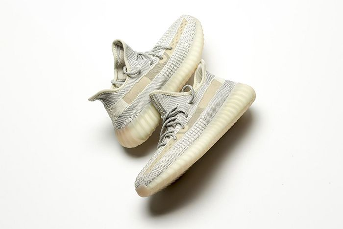 Adidas Yeezy Boost 350 V2 Dirty Static First Look Release Date Pair