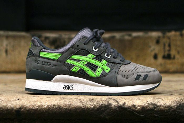 Will Ronnie Fiegs Super Green Gel Lyte Iii Return In 20163