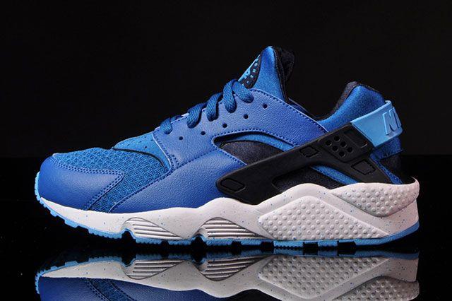 Nike Air Huarache Military Blue 3
