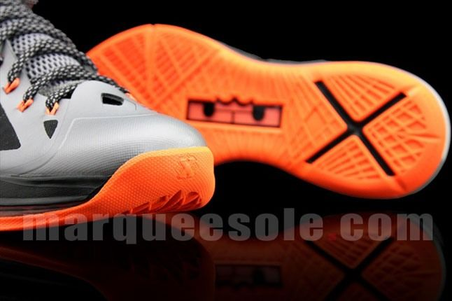 Nike Lebron Orange Sole 1