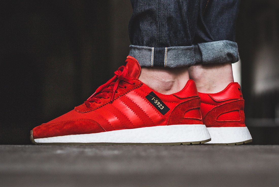 An On-Foot Look at the adidas I-5923