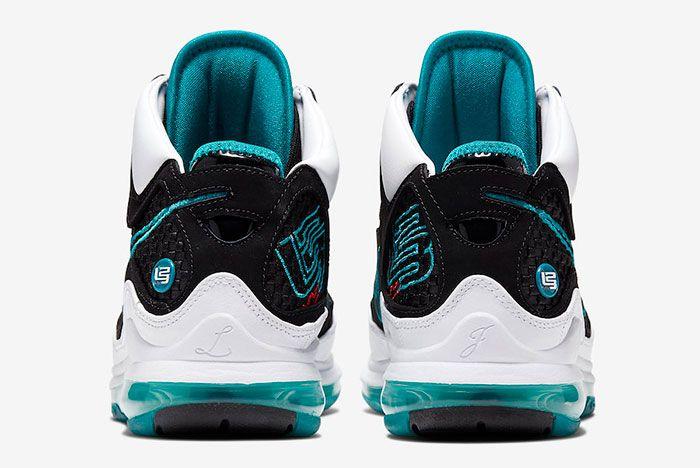 Nike Le Bron 7 Red Carpet Cu5133 100 2019 Retro Release Date 5 Heel