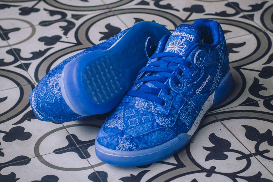Limited Edt X Reebok Workout Lo Sneaker Freaker 5