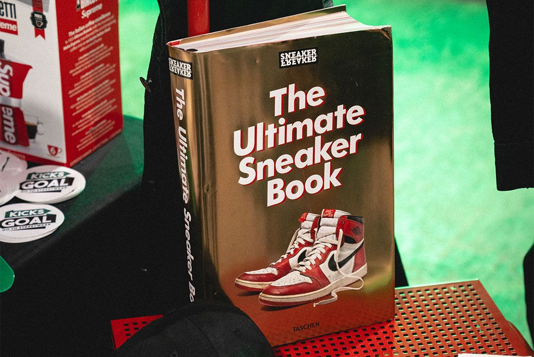 Sneakerness Milan Sneaker Freaker Vendor Tables23