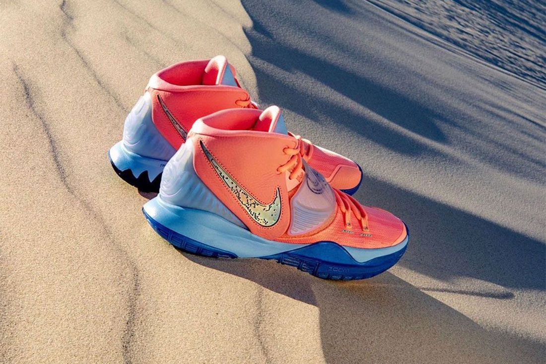 Nike Kyrie 6 Khepri Right