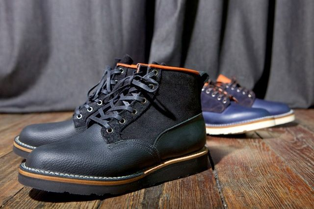 Up There Viberg Boots Collabo 2