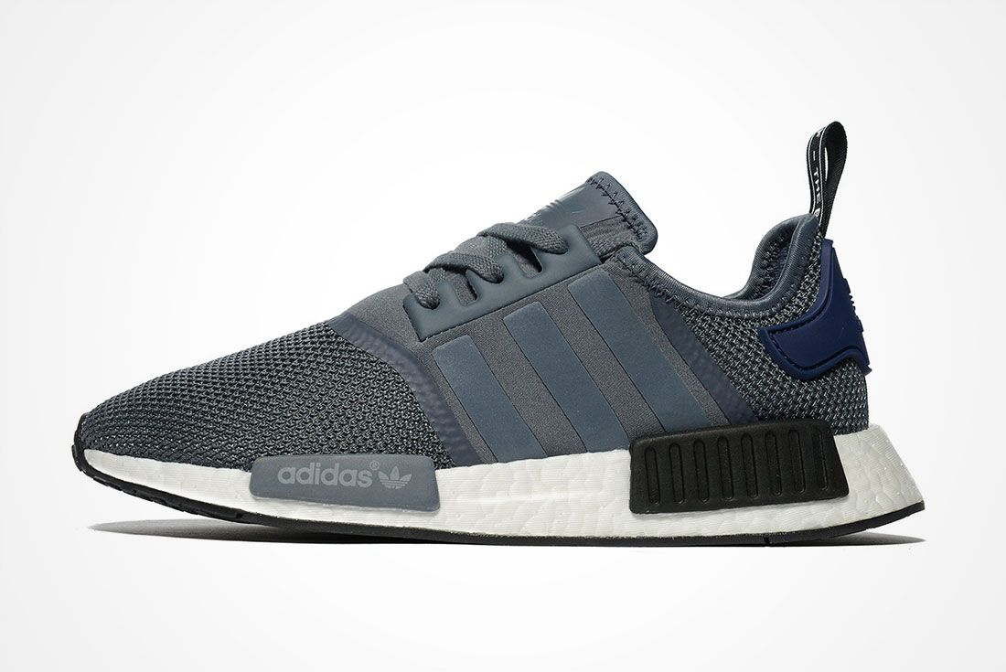 Adidas Nmd R1 Grey – Jd Sports Exclusive
