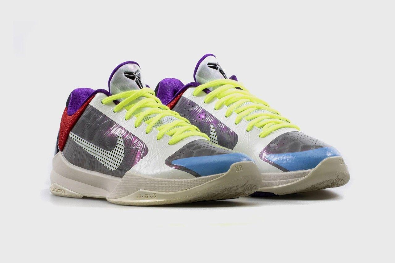 PJ Tucker's Nike Kobe 5 Protro PE
