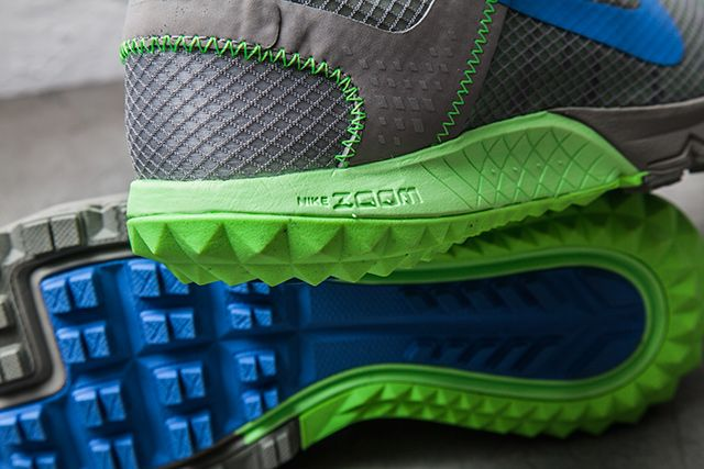 Nike Zoom Wildhorse Mercury Grey Flash Lime 3