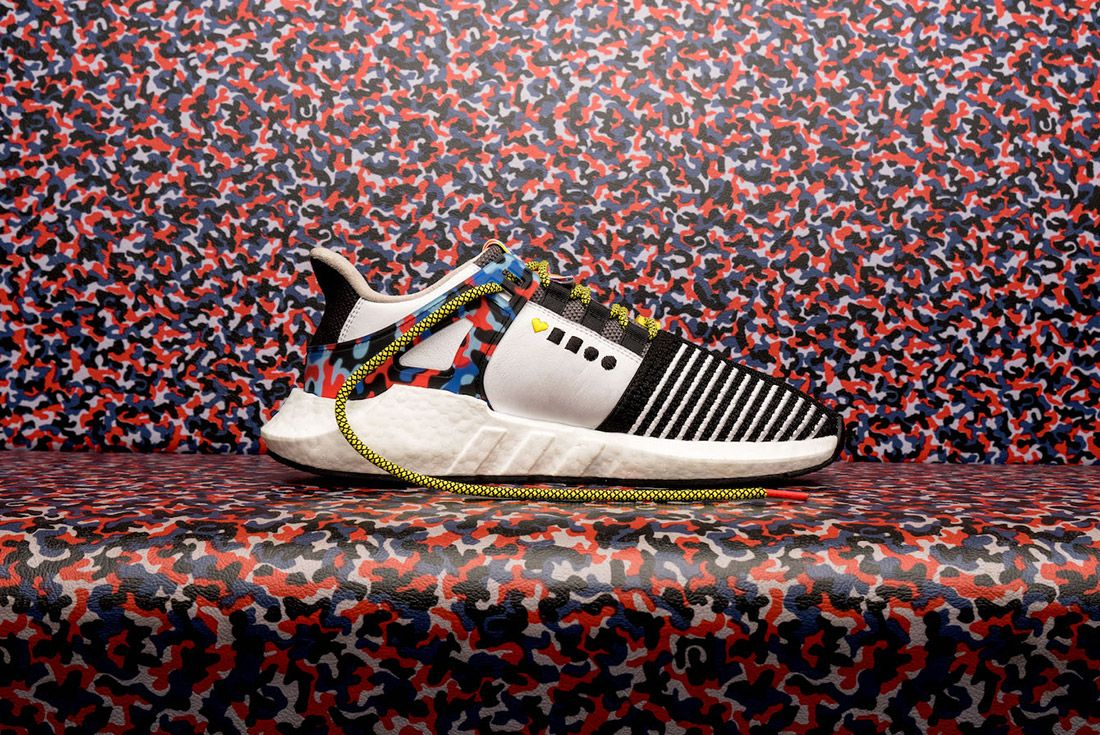Adidas Eqt Bvg Support 93 17 Berlin 2