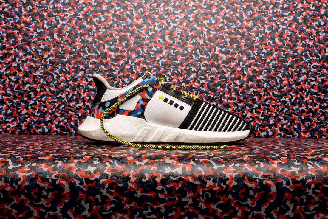 Adidas Eqt Bvg Support 93 17 Berlin 2