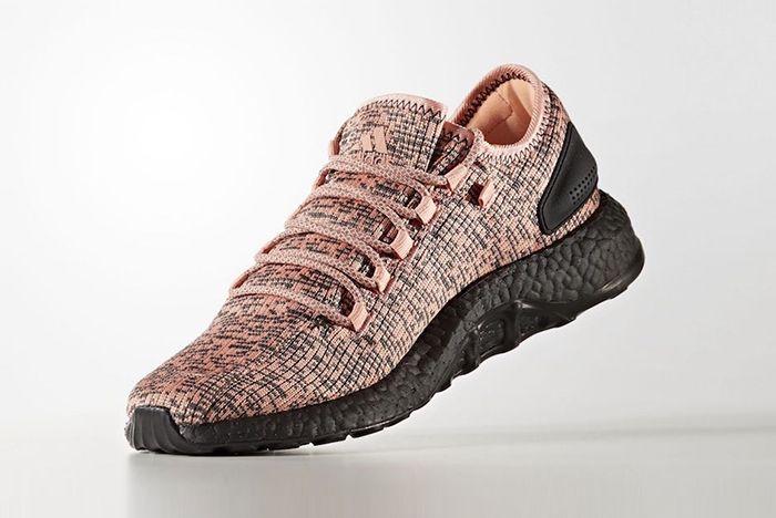 Adidas Pureboost Salmon 2