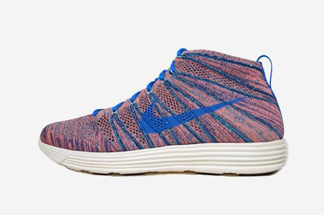 Nike Lunar Chukka Flyknit Fall 2013 Colours 1