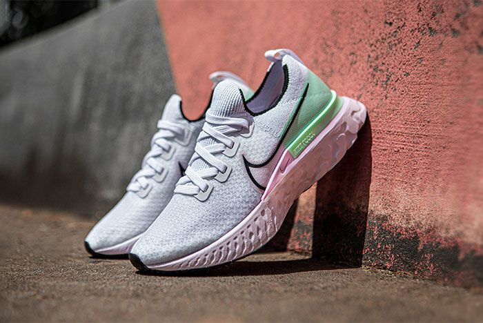 Nike React Infinity Run Lilac Cd4372 100 Sneaker Freaker Hero 1
