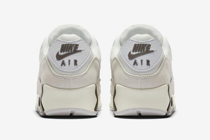 Nike Air Max 90 Baroque Brown Heels