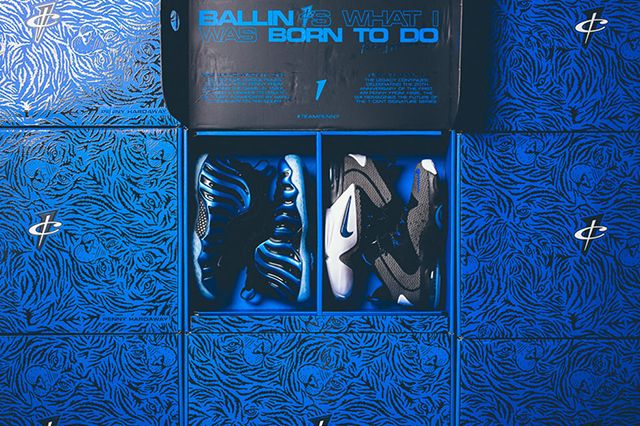 Nike Air Penny Pack Sharpie Penny 6