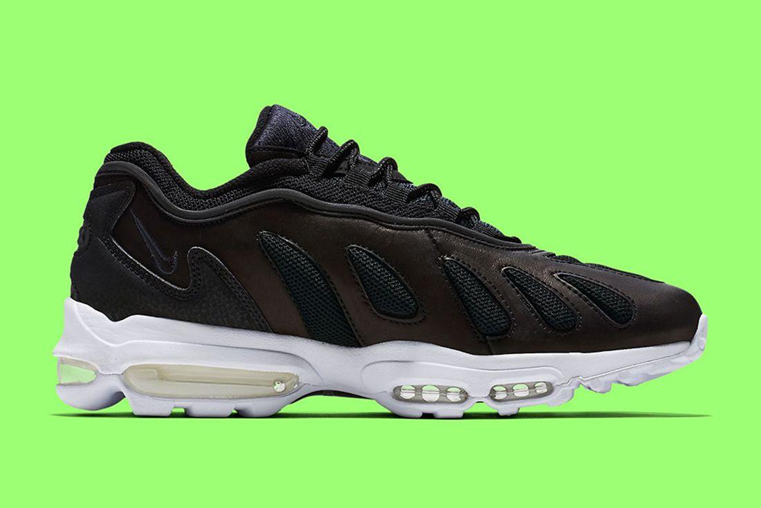 Nike Air Max 96 Xx Black White5