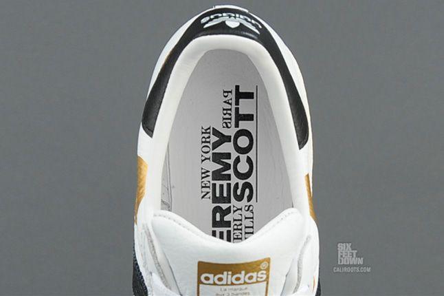 Adidas Originals Js Superstar 80S Ripple Insole 1