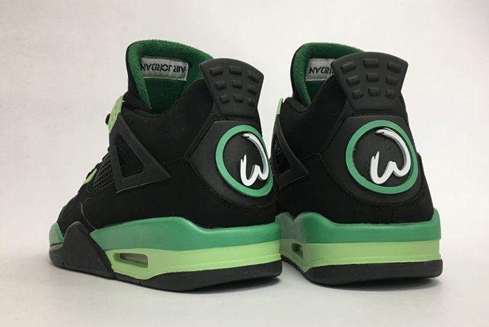 Air Jordan 4 Mache Customs 3