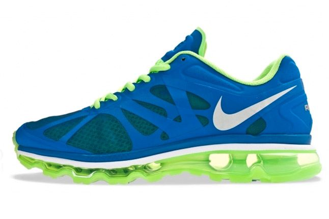 Nike Air Max 2012 Profile Sprite 1