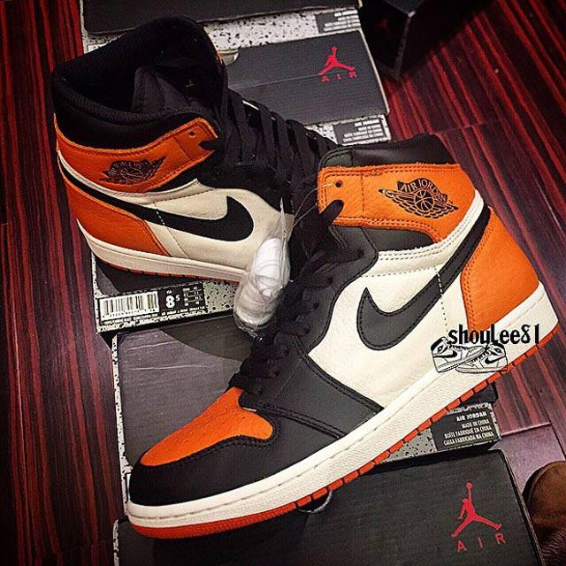 Air Jordan 1 Retro High Og Shattered Backboard 6