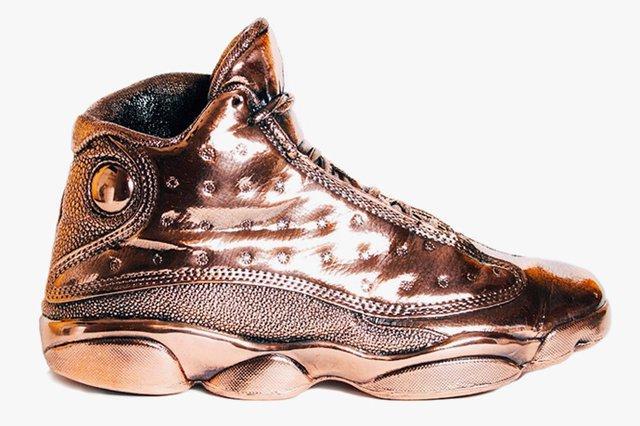 Air Jordan Bronze Msenna 1