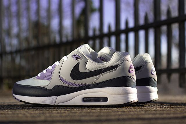 Nike Air Max Light Violet Grey 2