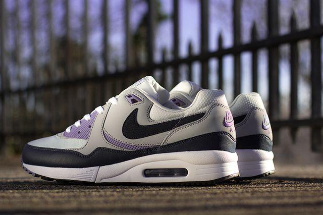 Nike Air Max Light Violet Grey 2
