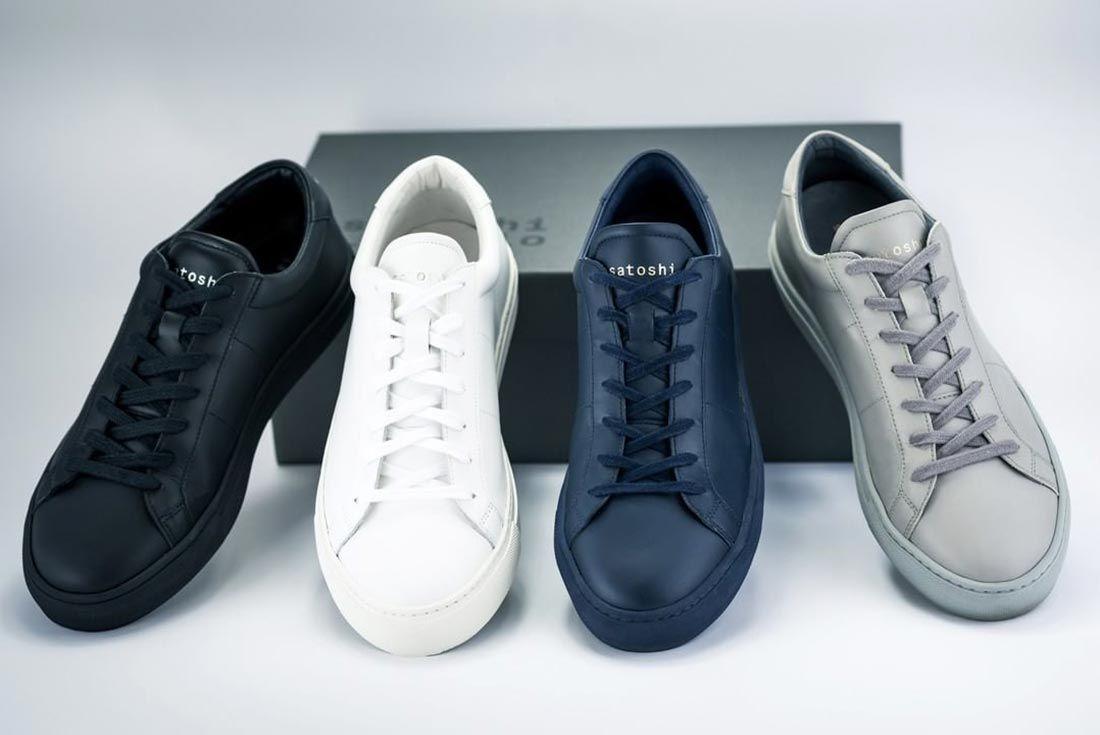 Satoshi One Sneaker Colourways Line
