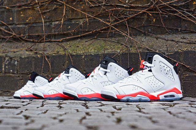Air Jordan 6 Infrareds For The Whole Damn Family 3