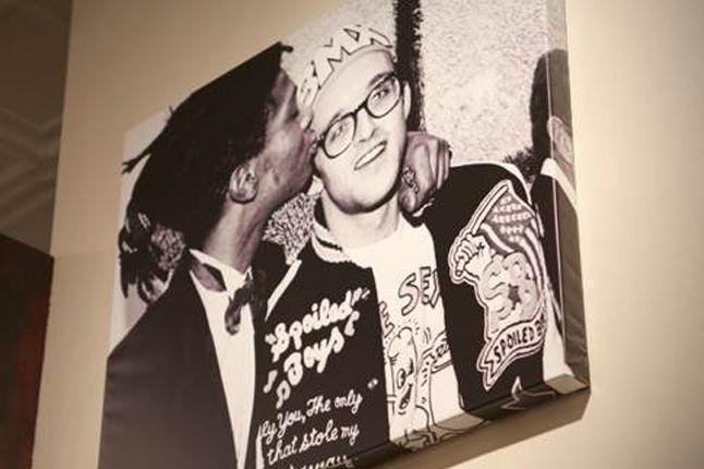Reebok Keith Haring Bodega Launch Haring Basquait 1