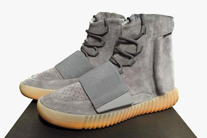Adidas Yeezy Boost 750 Stone Grey