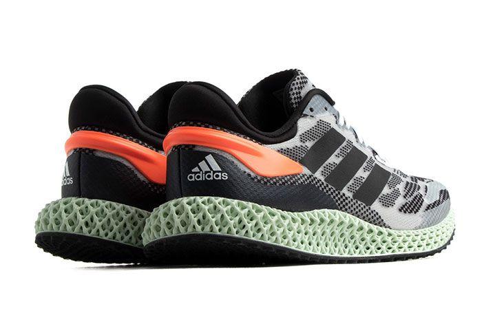 Adidas 4D Run 1 0 Footwear White Core Black Fw1233 Release Date Info 11