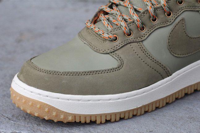 Nike Air Force 1 Military Boot Toe 1