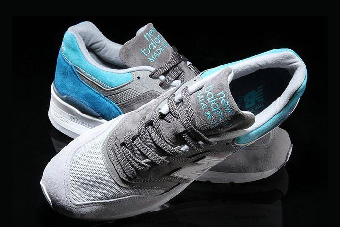 New Balance 997 Grey Blue Spectrum 2