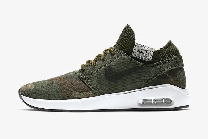 Nike Sb Air Max Janoski 2 Lateral