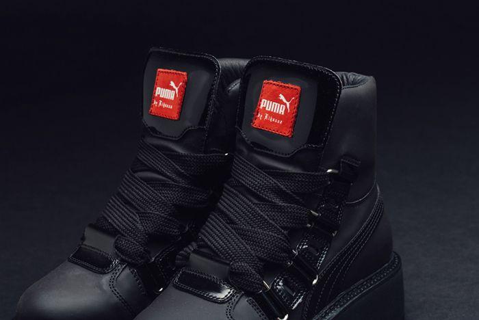 Rihanna X Puma Fenty Sneaker Boot 3
