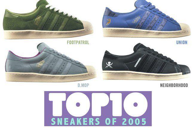 Top 10 Sneakers 2005 2 1