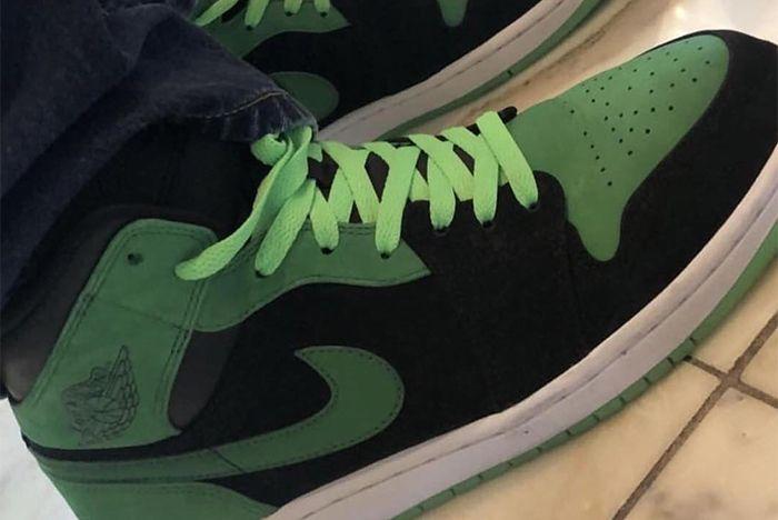 Air Jordan 1 Xbox E3 Sneaker Freaker