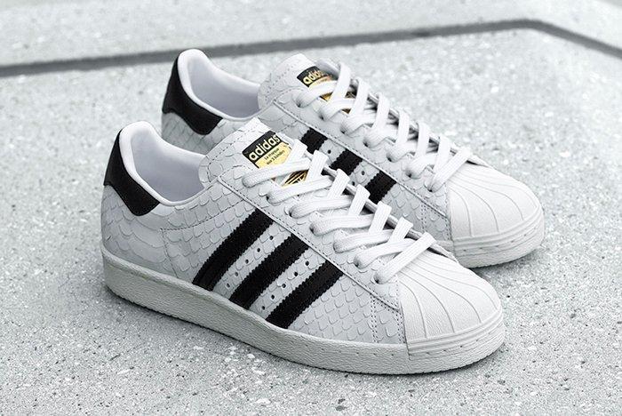 Adidas Superstar 80 S Wmns Snakeskin