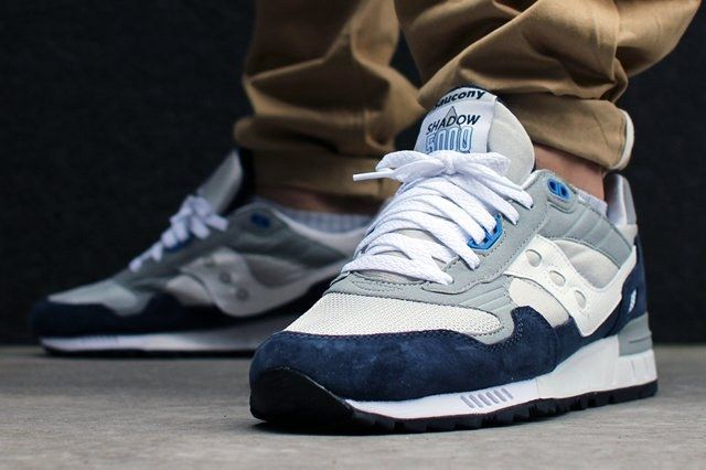 Saucony Shadow 5000 Pack Navy Grey