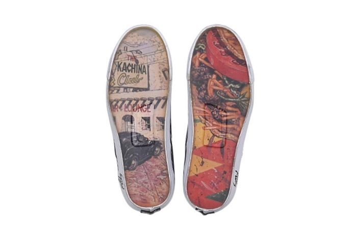 Robert Williams Vans Vault Classic Slip On 98 2