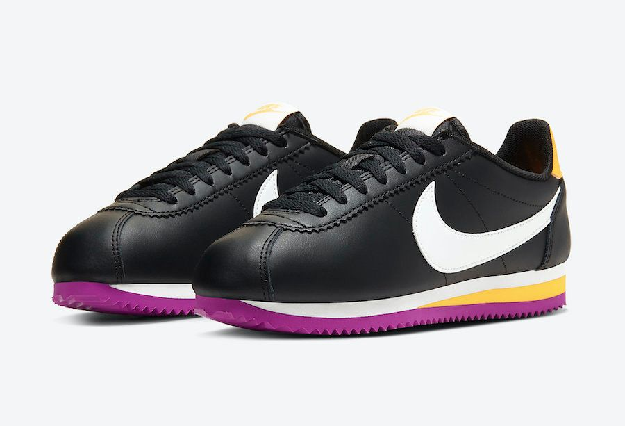 Nike Cortez Angled