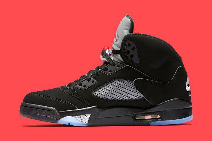 Air Jordan 5 Retro Blackmetallic 2