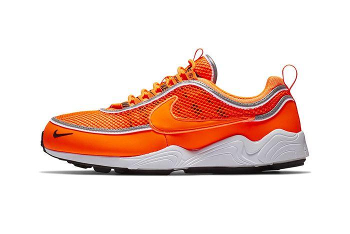Nike Air Zoom Spiridon Orange 1