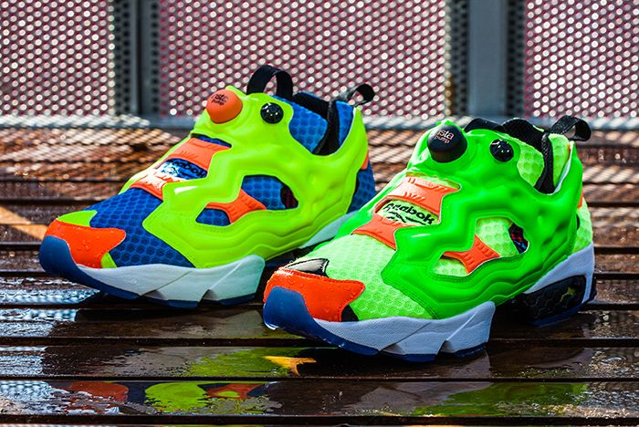 Reebok Insta Pump Fury Splash Packfeature