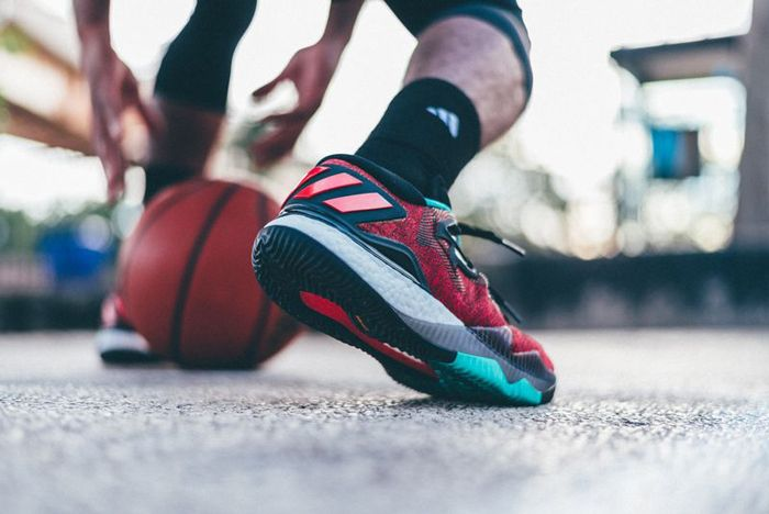 Adidas Crazylight Ghost Pepper3
