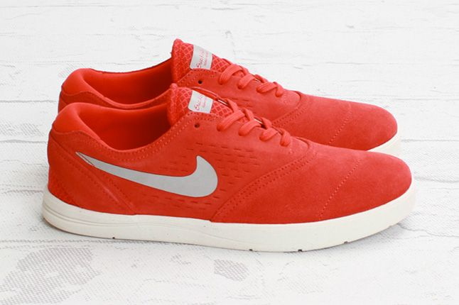 Nike Sb Koston 2 Metallic Pimento Side 1