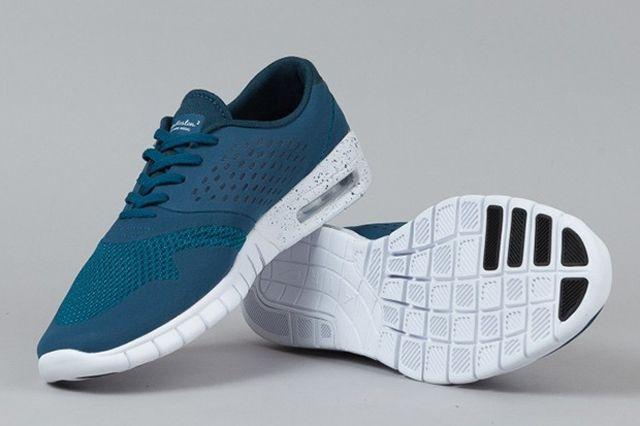 Nike Sb Eric Koston 2 Max Blue Force White 4